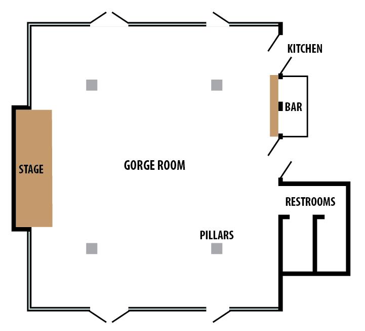 Gorge Room