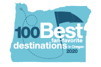 100 Best Fan Favorite Destinations in Oregon 2020